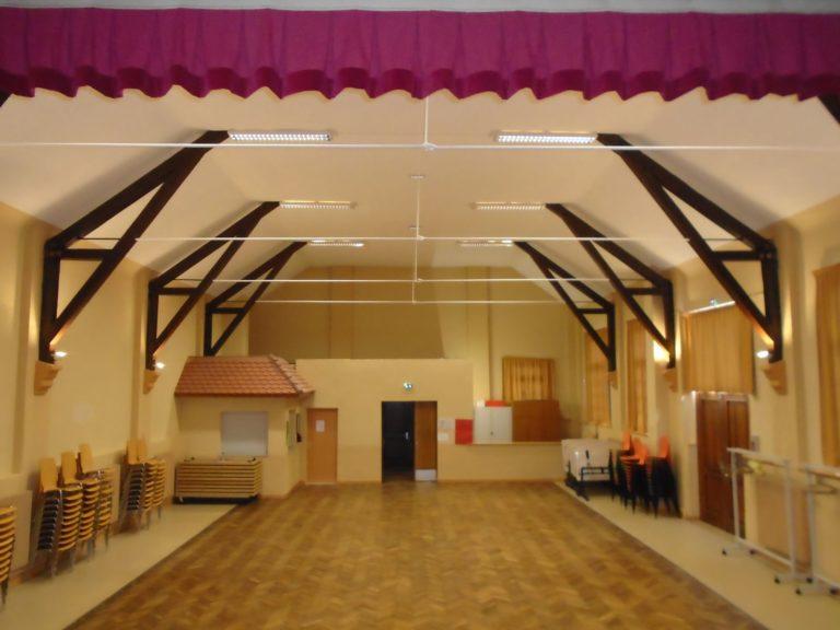 Salle Harmonie - Intérieur