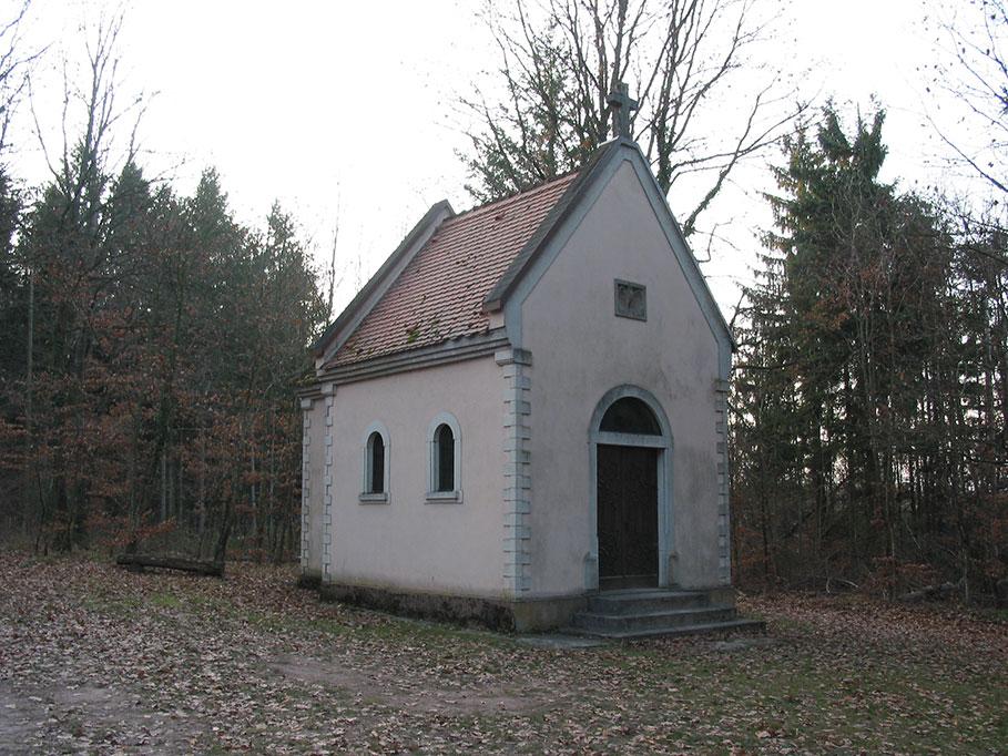 La Chapelle de l'Aigle